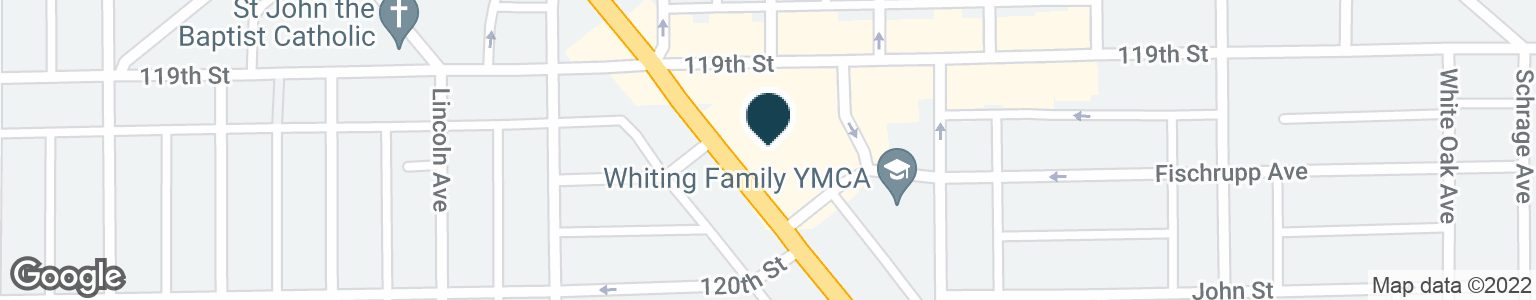 Google Map of1939 INDIANAPOLIS BLVD