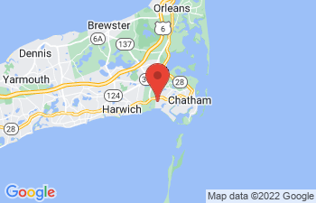 Map of South Chatham