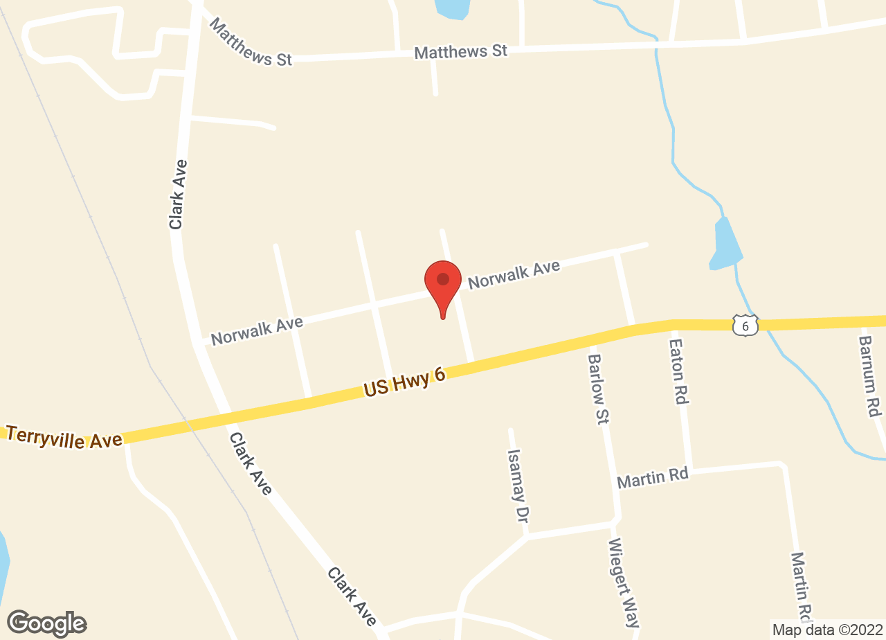 Google Map of VCA Bristol Animal Hospital