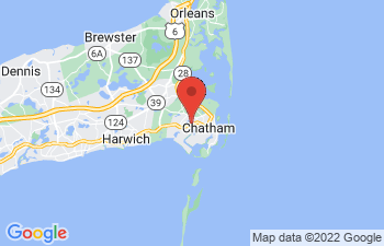 Map of West Chatham