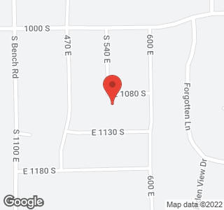 542 East 1080 South