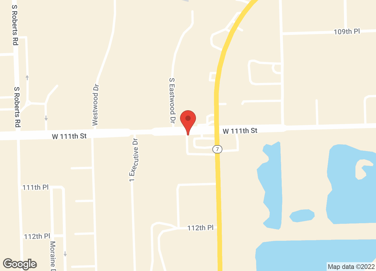 Google Map of VCA Worth Animal Hospital
