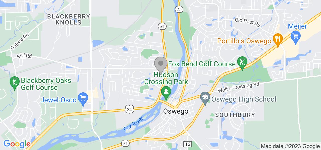 122 Fox Chase Dr S, Oswego, IL 60543, USA