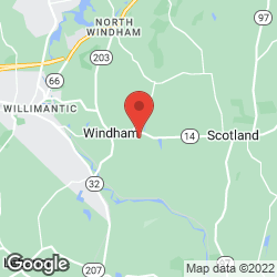 Windham Youth Organization on the map