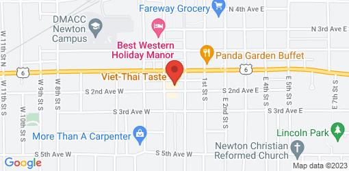 Directions to Viet-Thai Taste