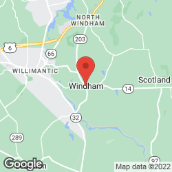 First Congregational Church of Windham on the map