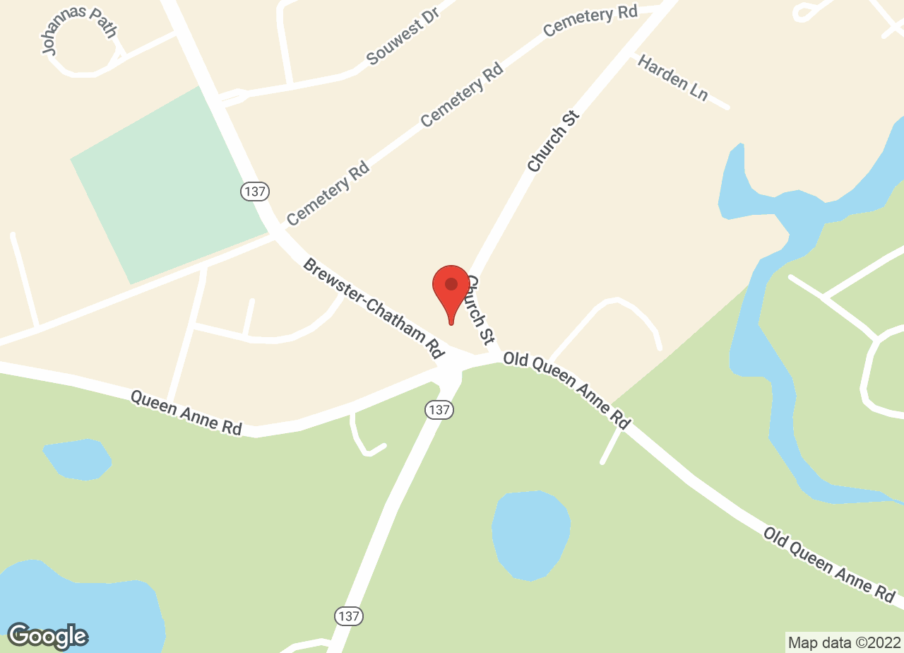 Google Map of VCA Pleasant Bay Animal Hospital