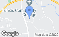 Map of Farmington, CT