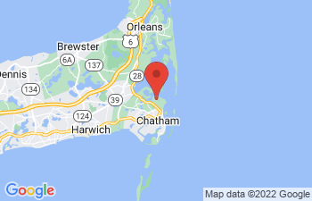 Map of North Chatham