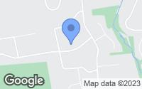 Map of Glastonbury, CT