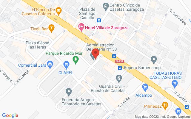 Administración nº30 de Zaragoza