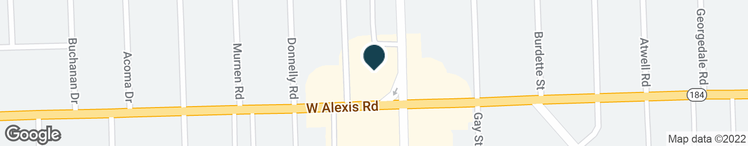 Google Map of5815 SECOR RD