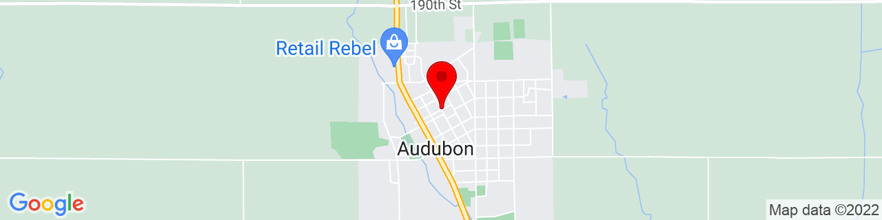 Google Map of 41.7216583, -94.93178089999999