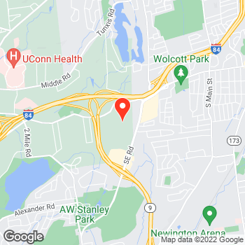 Map of LOFT at 500 Westfarms Mall, Farmington, CT 06032