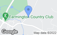 Map of Farmington, CT