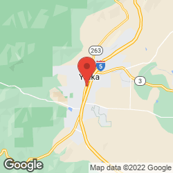 Yreka Hardware Co. on the map