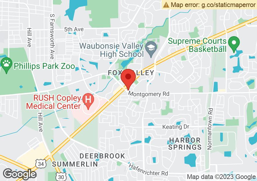 Google Map of 2311 OGDEN AVE