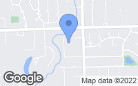 Map of Willow Springs, IL