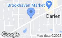 Map of Darien, IL