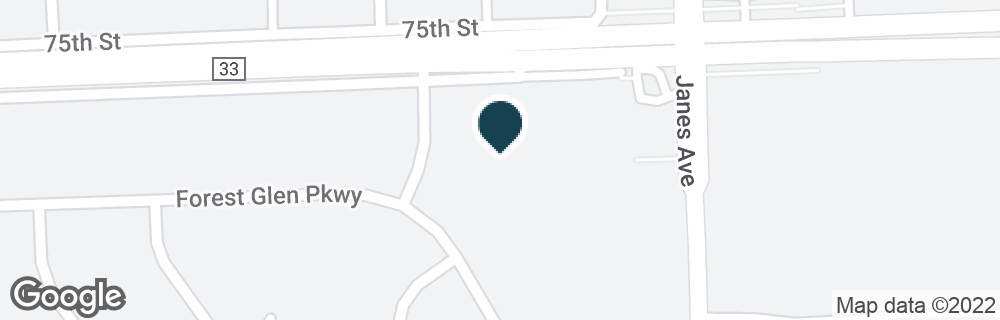 Google Map of2501 75TH ST
