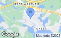 Map of Wareham, MA