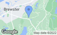 Map of Brewster, MA