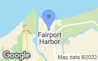 Map of Fairport Harbor, OH