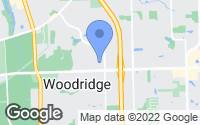 Map of Woodridge, IL