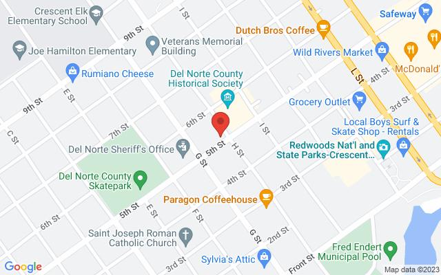 static image of 508 H Street, Suite 3, Crescent City, California