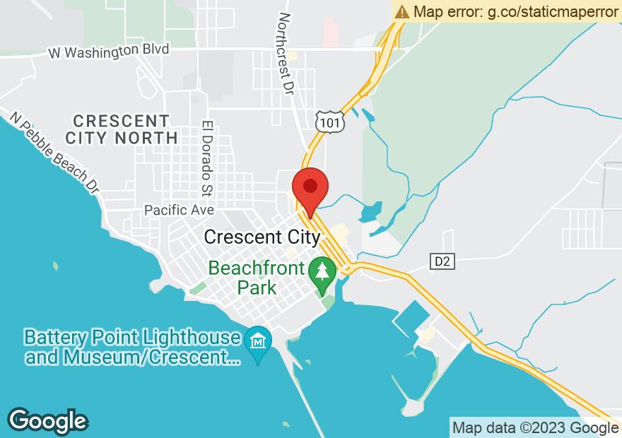 Google Map of 787 L ST