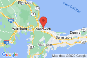 Map of Sandwich