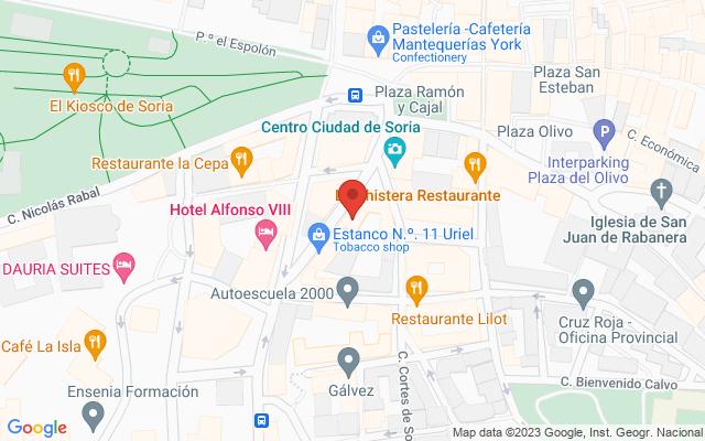 Administración nº3 de Soria