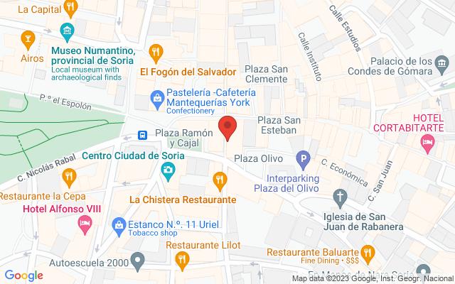 Administración nº6 de Soria