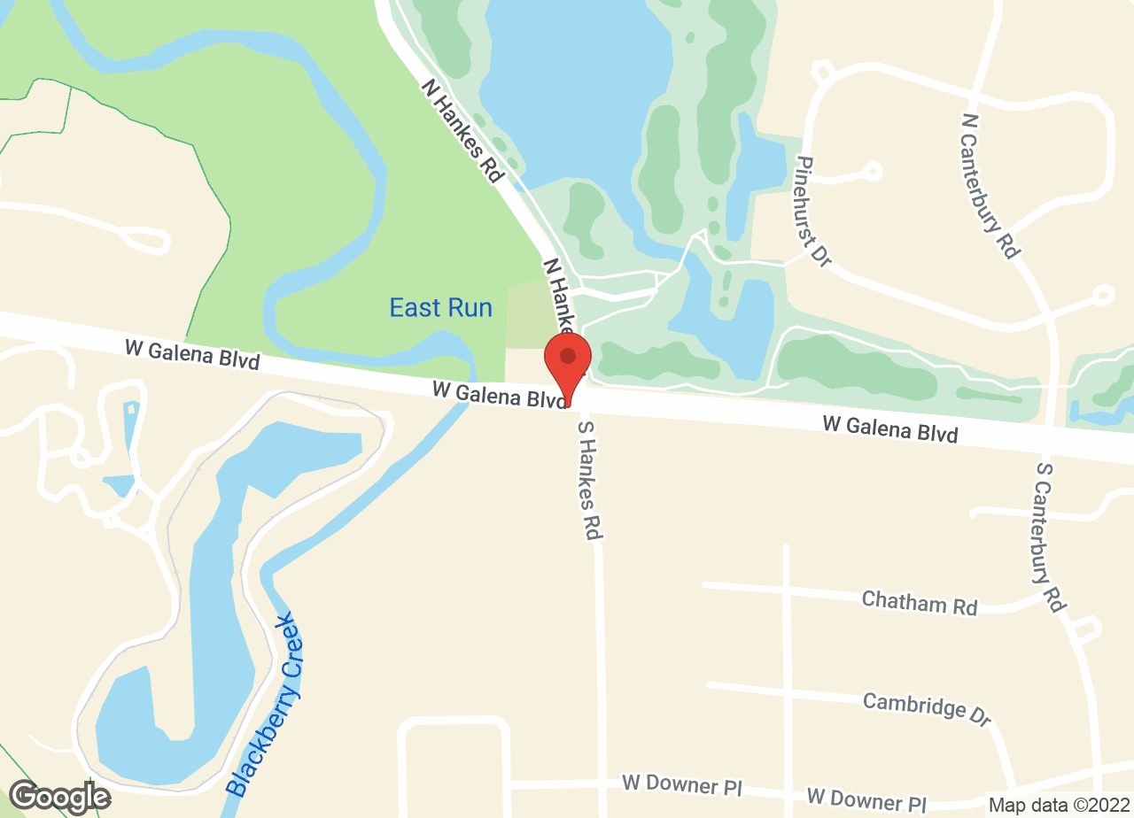 Google Map of VCA Aurora Animal Hospital