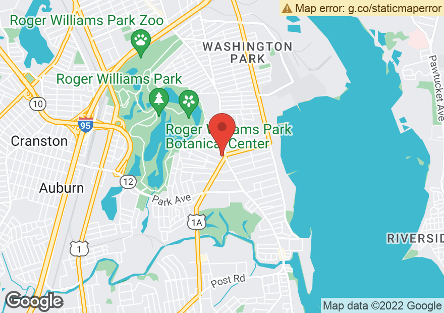 Google Map of 1763 BROAD ST