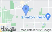 Map of Downers Grove, IL