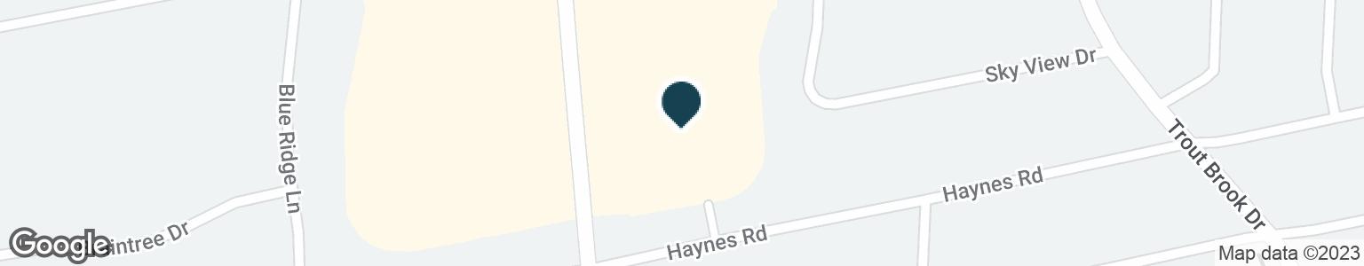 Google Map of324 N MAIN ST