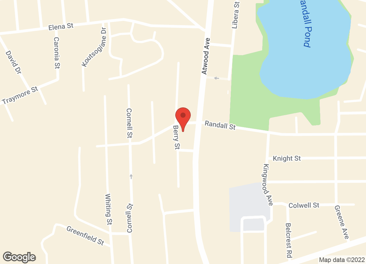 Google Map of VCA Atwood Animal Hospital