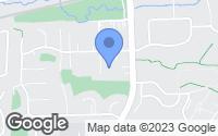 Map of Lisle, IL
