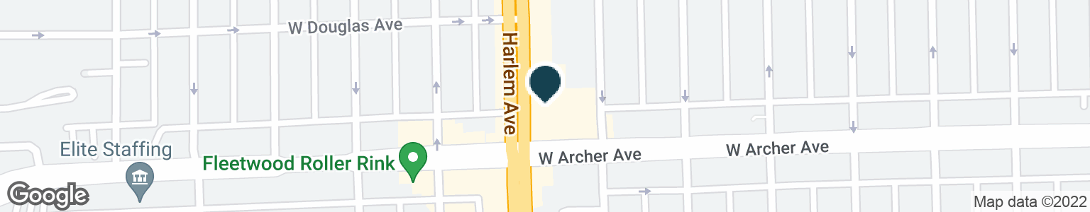 Google Map of7150 W ARCHER AVE