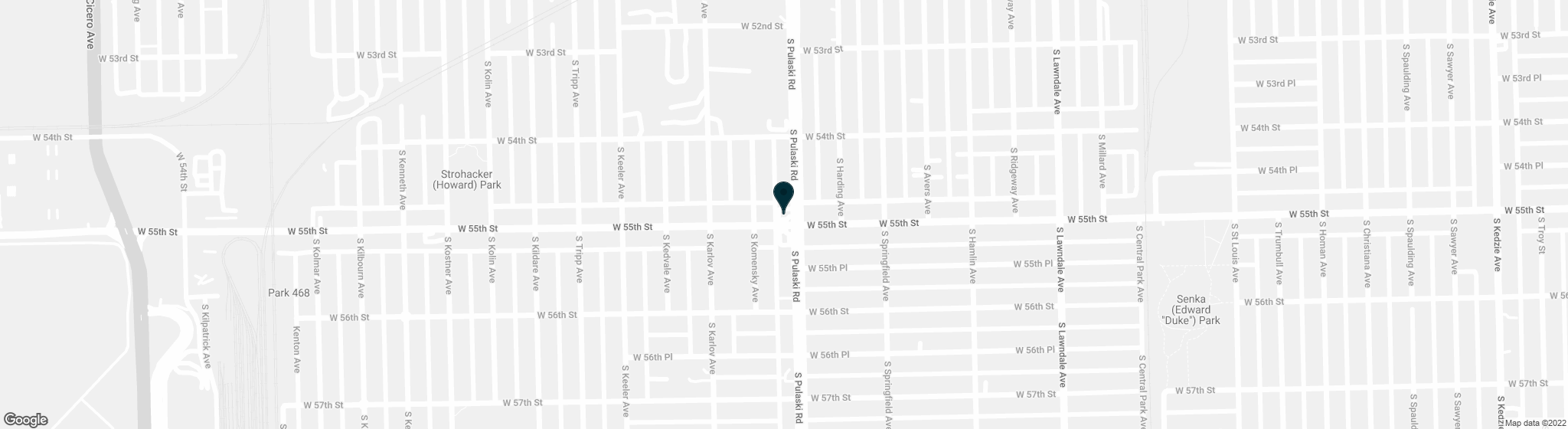 5456 S Pulaski Road Chicago IL 60632