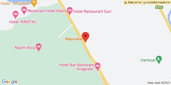 Google Map of Rruga Lezhë - Shëngjin, Lezhë 4503, Αλβανία