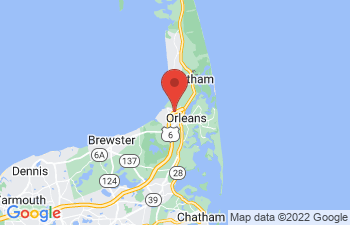 Map of Orleans