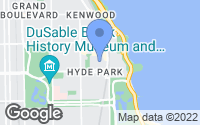 Map of Chicago, IL