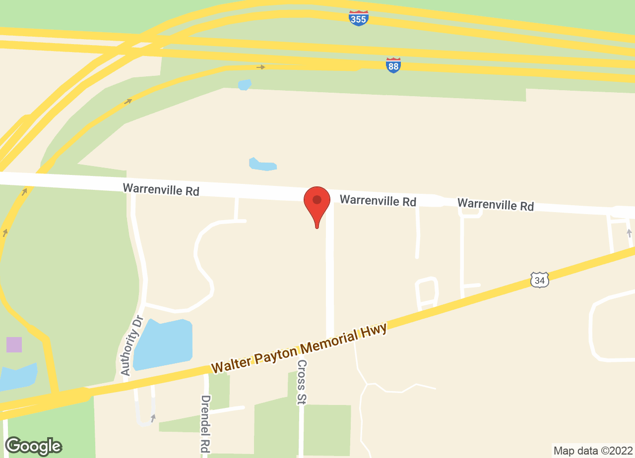 Google Map of VCA Arboretum View Animal Hospital