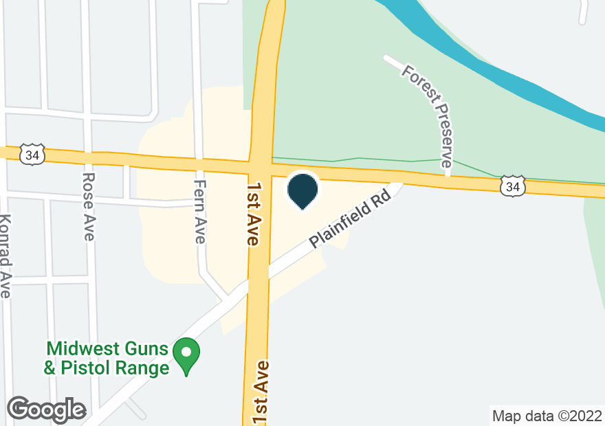 Google Map of4101 1ST AVE