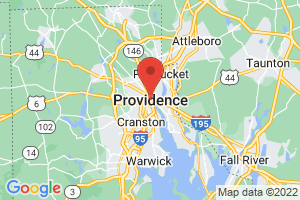 Map of Providence