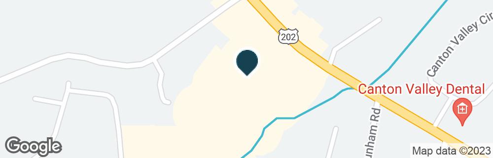 Google Map of220 ALBANY TPKE
