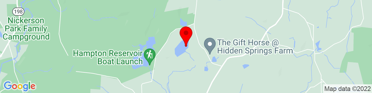 Google Map of 41.8275622, -72.0468164