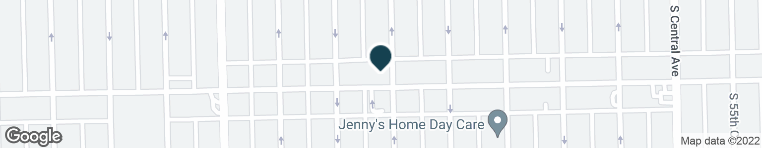 Google Map of5840 W 35TH ST